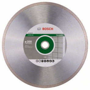 Bosch Diamantový dělicí kotouč Best for Ceramic 350 x 30/25,40 x 3 x 10 mm