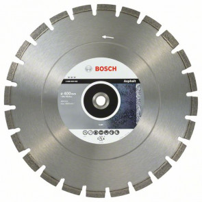 Bosch Diamantový dělicí kotouč Best for Asphalt 400 x 20/25,40 x 3,2 x 12 mm