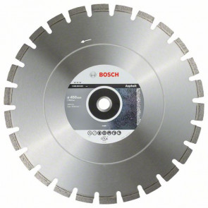 Bosch Diamantový dělicí kotouč Best for Asphalt 450 x 25,40 x 3,6 x 12 mm