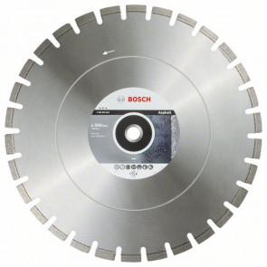Bosch Diamantový dělicí kotouč Best for Asphalt 500 x 25,40 x 3,6 x 12 mm