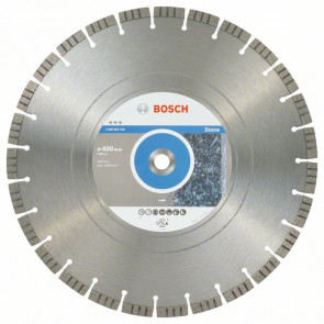 Bosch Diamantový dělicí kotouč Best for Stone 400 x 20,00 x 3,2 x 12 mm