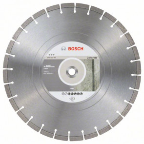 Bosch Diamantový dělicí kotouč Best for Concrete 400 x 20,00 x 3,2 x 12 mm
