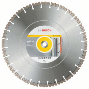 Bosch Diamantový dělicí kotouč Best for Universal 400 x 20,00 x 3,3 x 15 mm