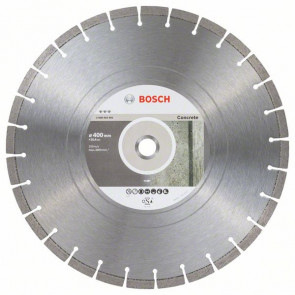 Bosch Diamantový dělicí kotouč Best for Concrete 400 x 25,40 x 3,2 x 12 mm