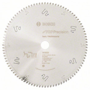 Bosch Pilový kotouč do okružních pil Top Precision Best for Multi Material 305 x 30 x 2,3 mm, 96